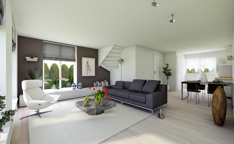 Awesome Hoogte Woonkamer Nieuwbouw Gallery - Ideeën Voor Thuis ...